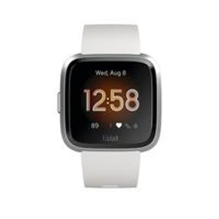 Fitbit Versa Lite White - Save £20!