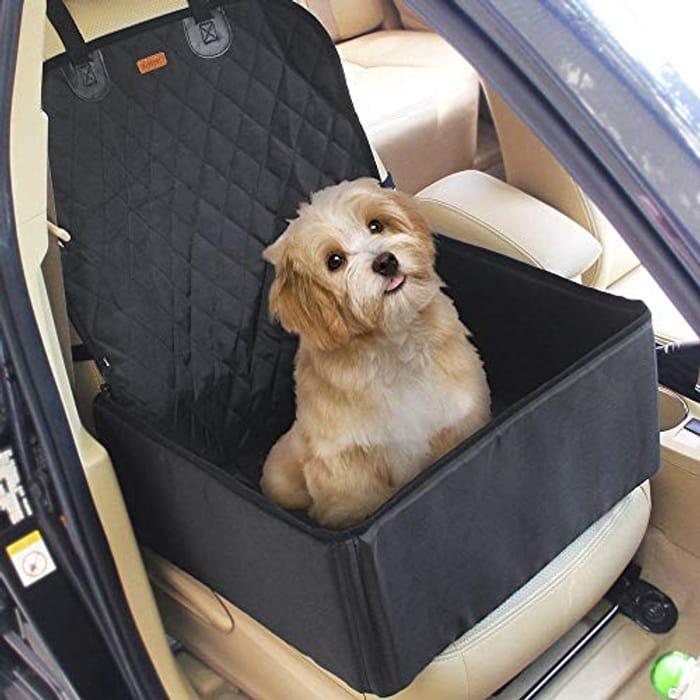 2 in 1 Pet Dog Waterproof Seat.