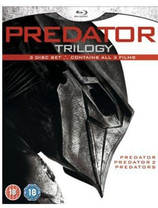 Predator Trilogy Blu-Ray