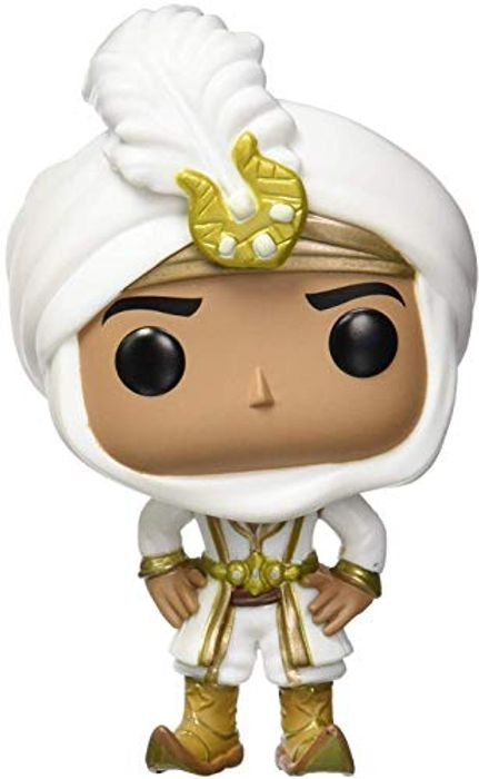 Disney: Aladdin (Live) - Prince Ali Action 2 Collectible Figure - 42% Off!