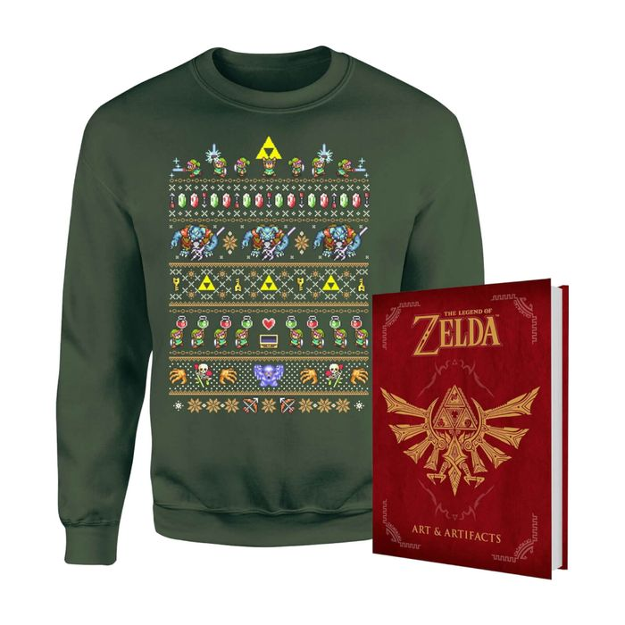 The Legend of Zelda Christmas Bundle