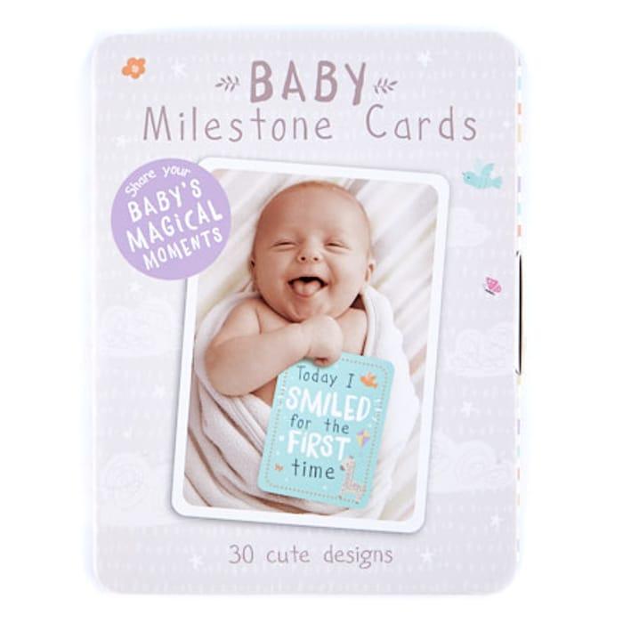 Teeny Wonders Baby Milestone Cards