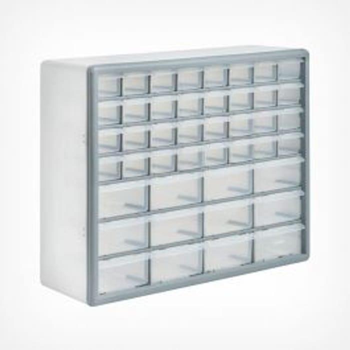 44 Drawer Storage Organiser