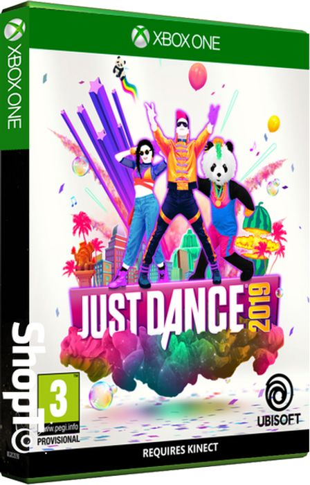 Xbox One Just Dance 2019 £17.85 at ShopTo