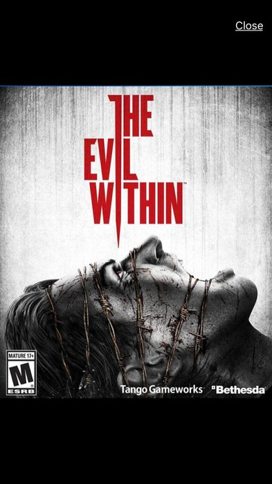 Best Price! The Evil within (PS4) £4.99 at PlayStation Store