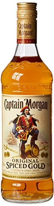 Captain Morgan Spiced Gold Rum, 70cl