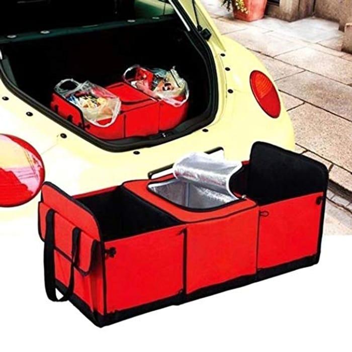 Cheap Car Boot Organiser £10.99 with Discount Code