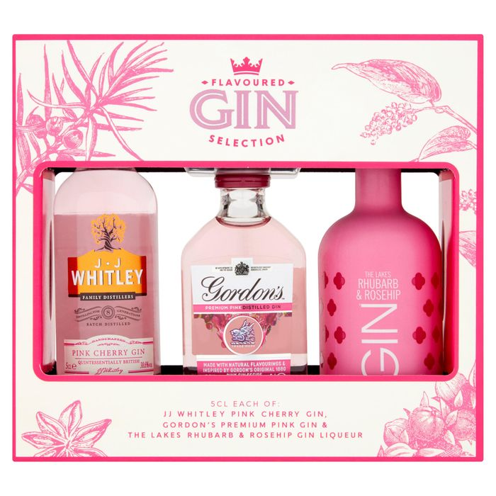 Flavoured Gin Selection for £6 at Iceland