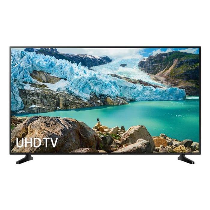 Samsung 55 Inch UE55RU7020 4K HDR LED TV