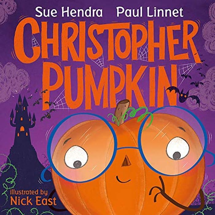 Christopher Pumpkin - Sue Hendra Paperback