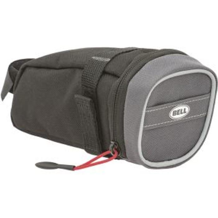 BELL Rucksack 350 Small Seat Bicycle Storage Bag - Black
