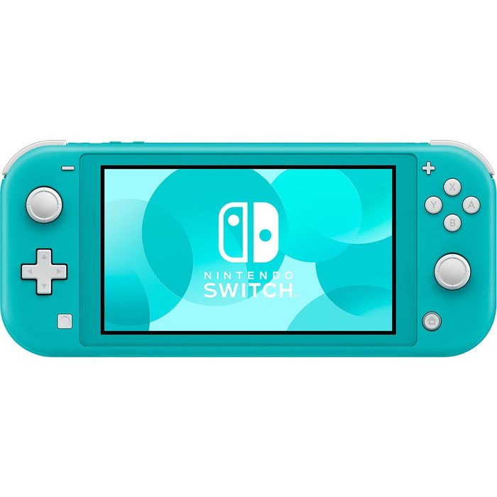 Cheap Nintendo Switch Lite - Turquoise Console - Save £50