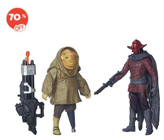 Best Price! Star Wars the Force Awakens 2 Figure Pack - Sidon Ithano