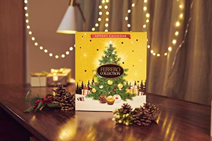 Best Ever Price! Ferrero Collection Chocolate Pralines Advent Calendar, 271 G