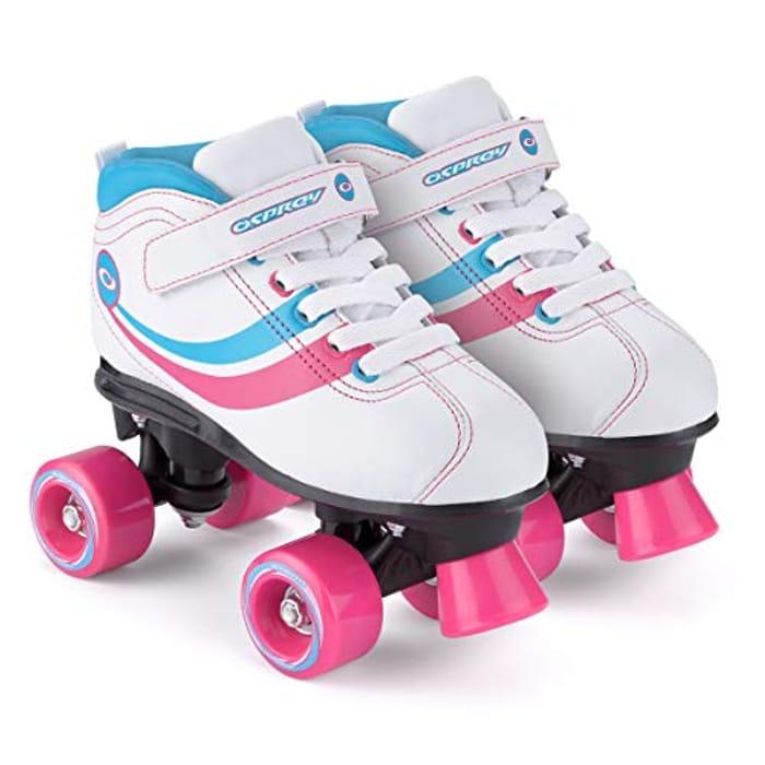 Osprey Disco Quad Roller Skates Kids and Adult
