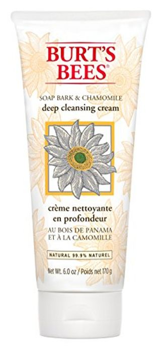Natural Cleanser Soap Bark and Chamomile Deep Cleansing Cream, 170 Grams