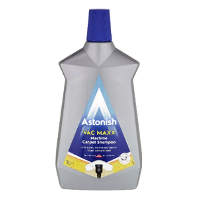 Cheap Astonish Vac Maxx Carpet Shampoo at The Range, Only £1!