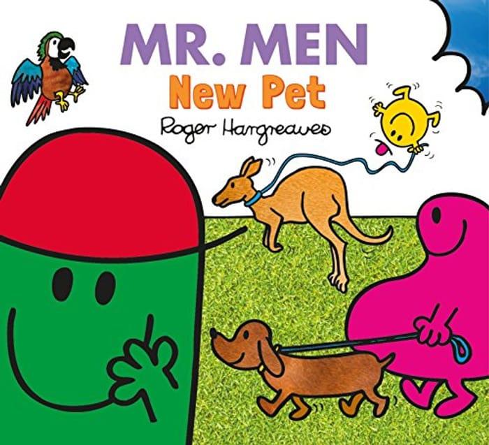 Mr Men New Pet Paperback