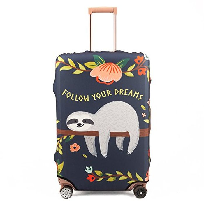 Cheap Sloth Suitcase Cover at Amazon, Only £17.99!