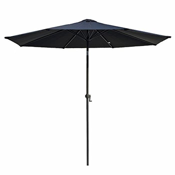 50% off Le Papillon Garden Parasol Umbrella 2.4M