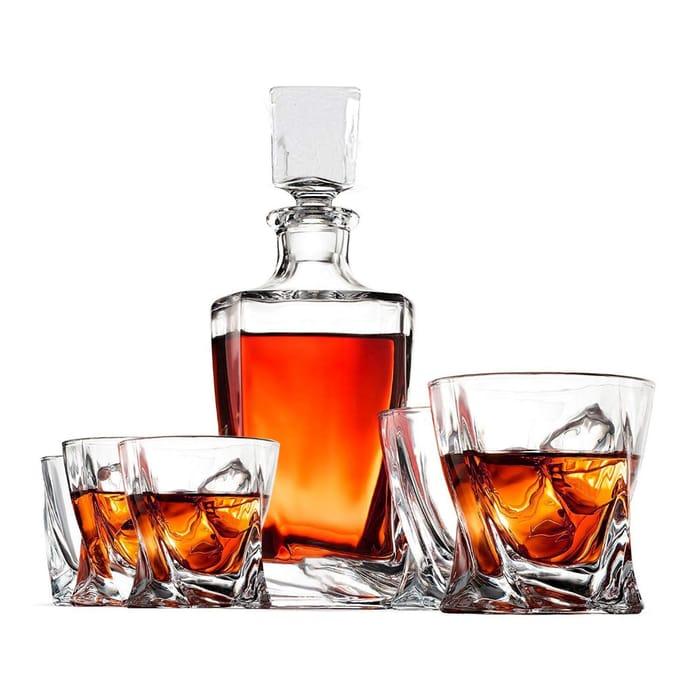 Whiskey Glasses on a Lightning Deal