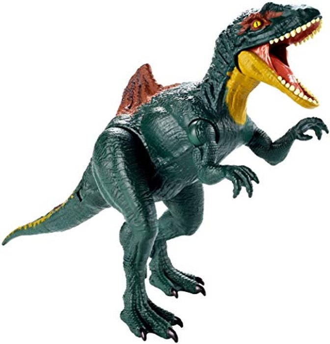 Jurassic World GDT40 Dual Attack Concavenator, Multicolour at Amazon Only £13.49