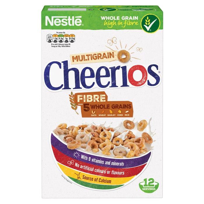 Nestle Cheerios Cereal 375G