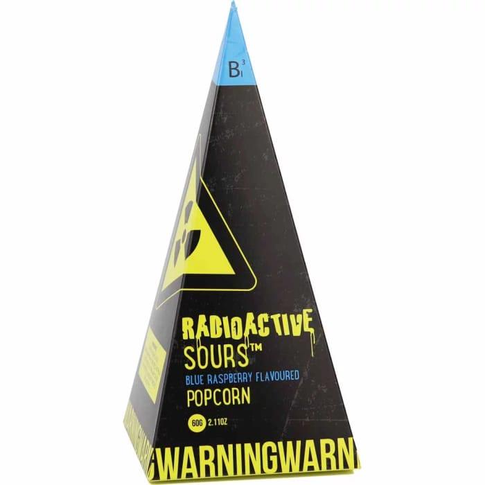 Cheap RadioActive Sour Popcorn 60g at Wilko - Save £0.5!