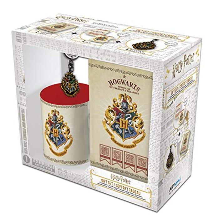 Harry Potter Gift Set Hogwarts