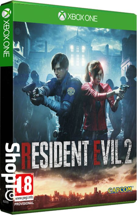 Xbox One / PS4 Resident Evil 2 Remake £16.85 Delivered at Shopto