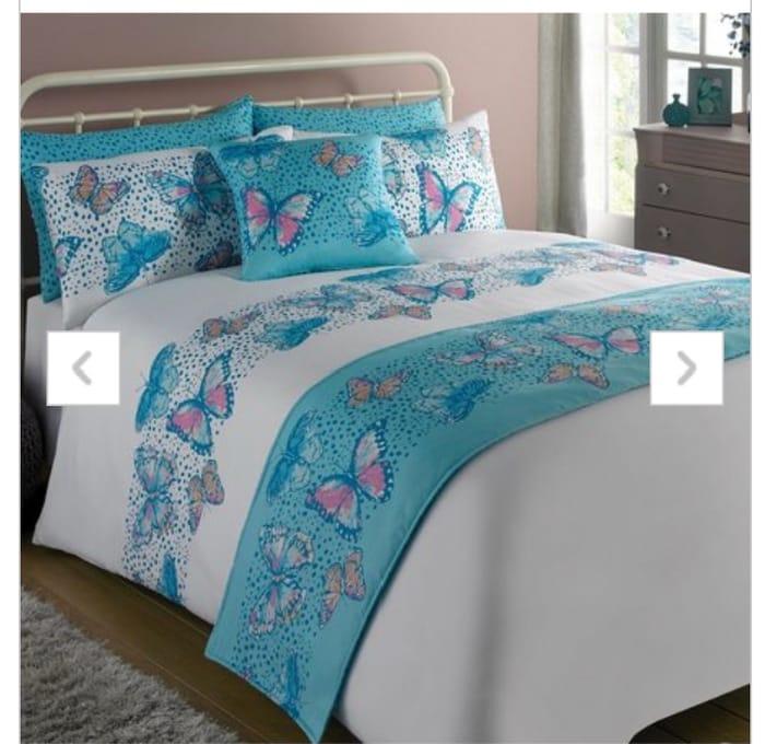 Butterfly Bed in a Bag, Kingsize