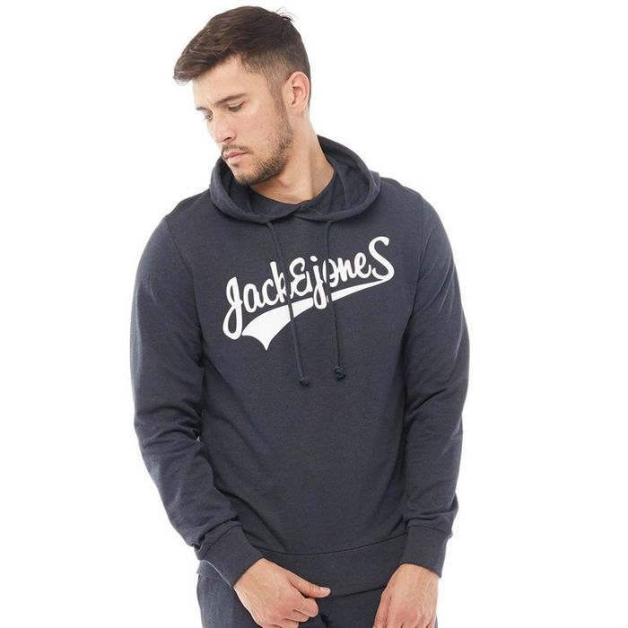 JACK and JONES Originals Mens Mills Big Sweat Hoody S, M, L