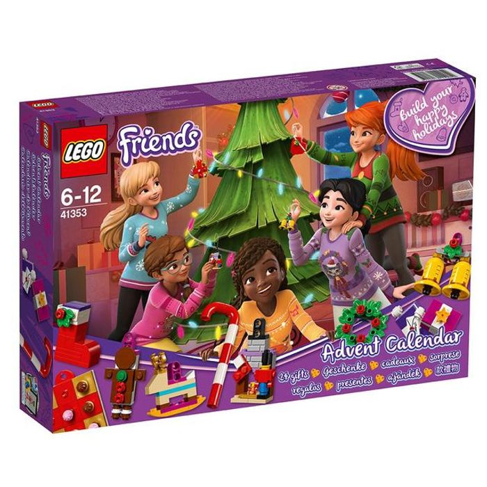 Lego Friends Advent Calendar Down From £23 to £20.7
