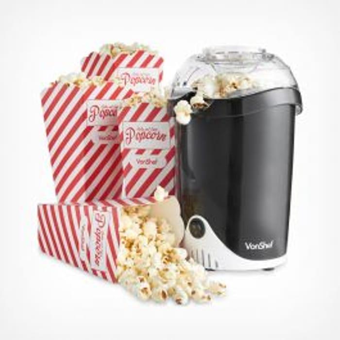 Cheap Gift Idea - Popcorn Maker, Only £12.99!