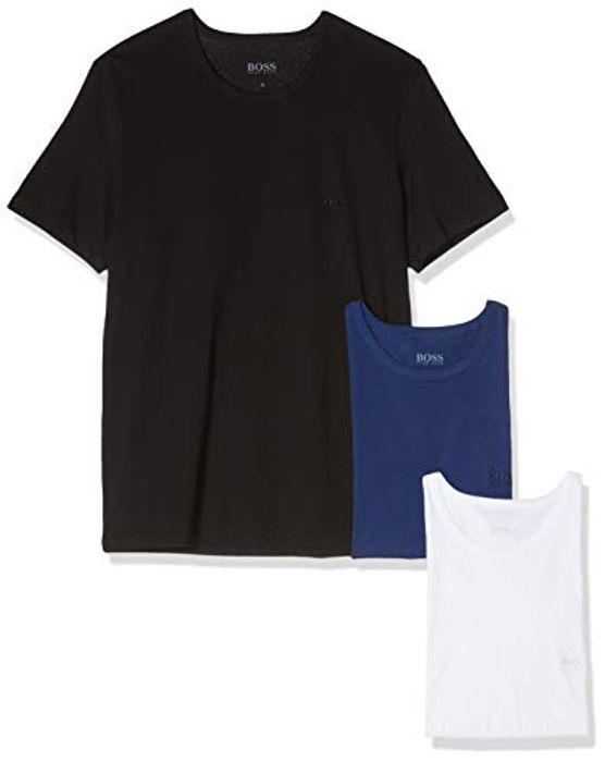 Best Ever Price! £6.66 Each! BOSS Hugo Men's T-Shirt (Pack of 3)