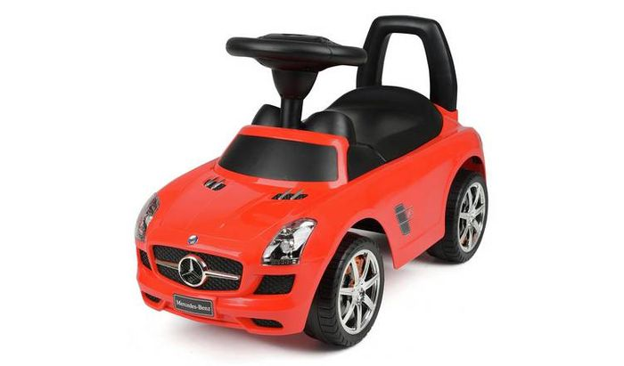 Cheap Ride Star Mercedes Benz AMG Car Ride on Only £24.99