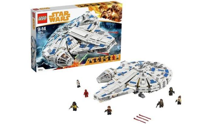 LEGO Star Wars Kessel Run Millennium Falcon Toy Only £76.95