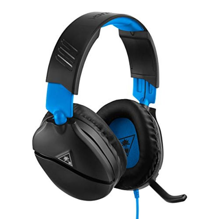 Turtle Beach Recon 70P Gaming Headset for PS4, Xbox One, Nintendo Switch, PC,