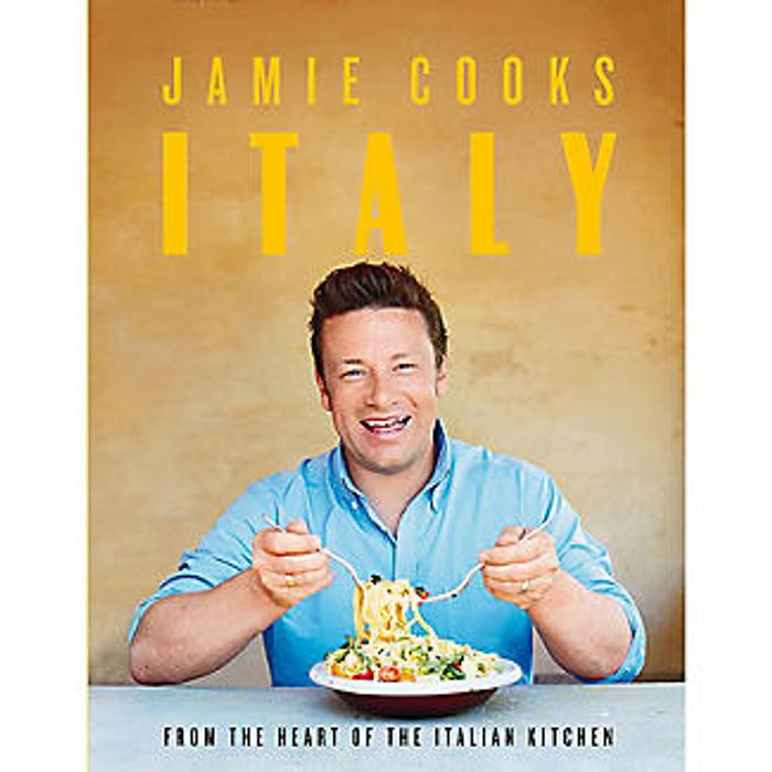 Jamie Oliver Cooks Italy by Jamie Oliver
