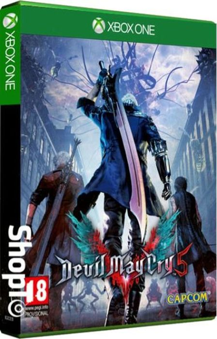 Best Price Xbox One / PS4 Devil May Cry 5 £16.85 Delivered at ShopTo