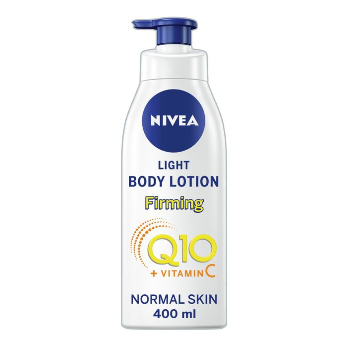 Nivea Q10 plus Vitamin C Firming Body Lotion 400Ml
