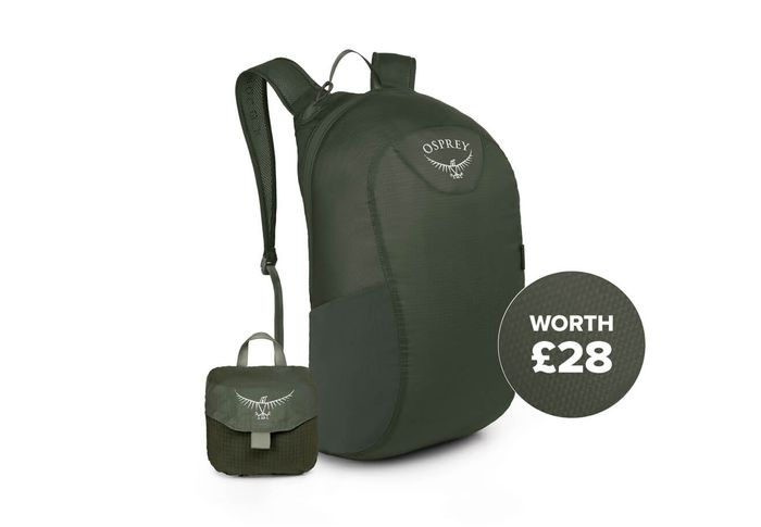 Receive Your Free Stuff Pack When You Order Any Travel Luggage