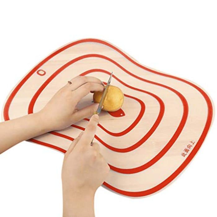 Flexible Transparent Cutting Board
