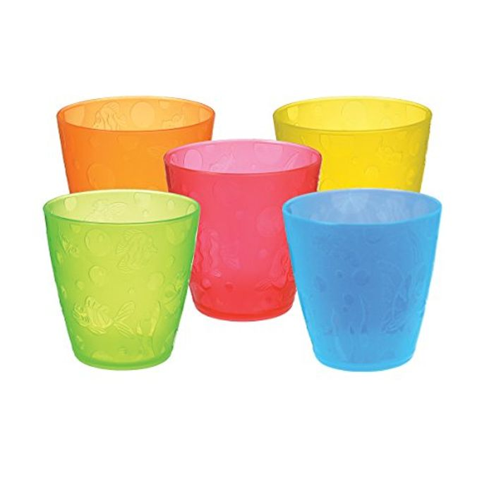Munchkin Multi-Coloured Cups - Pack of 5