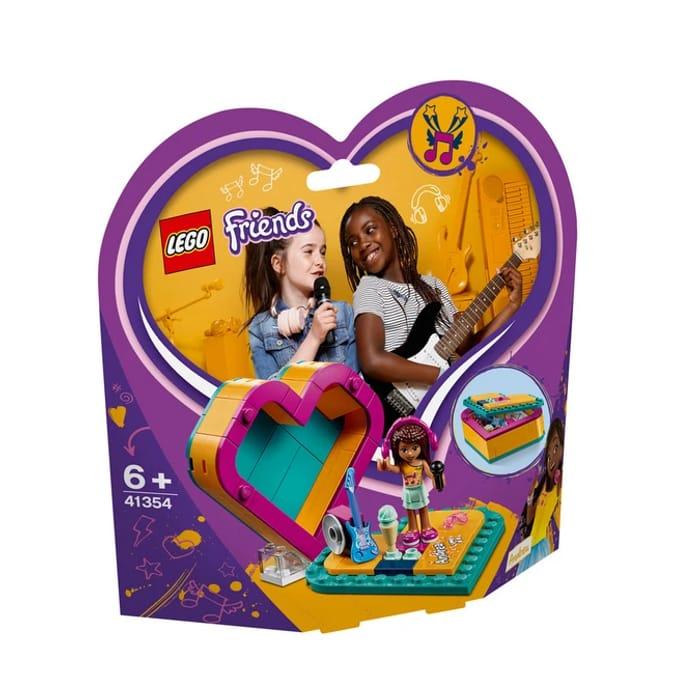 LEGO-Friends Andrea's Heart Box - 41354