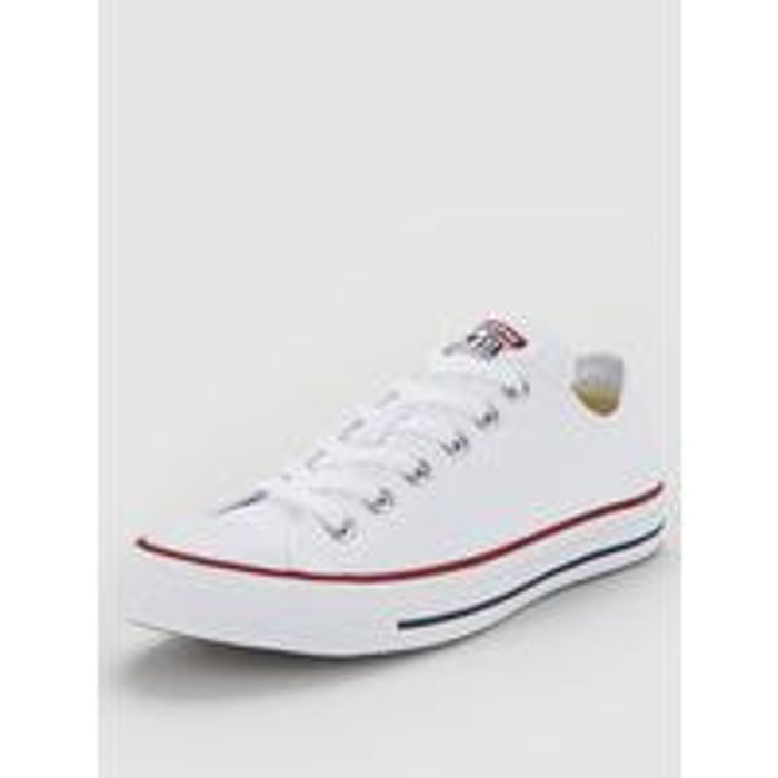 Converse Chuck Taylor All Star Ox - White