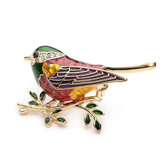 Bird Badge for £1.67 Delivered