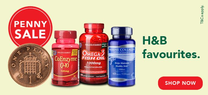 EXTRA 20% off Vitamins & Supplements