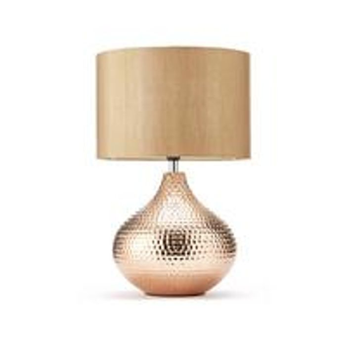 Marlee Curve Table Lamp at Very