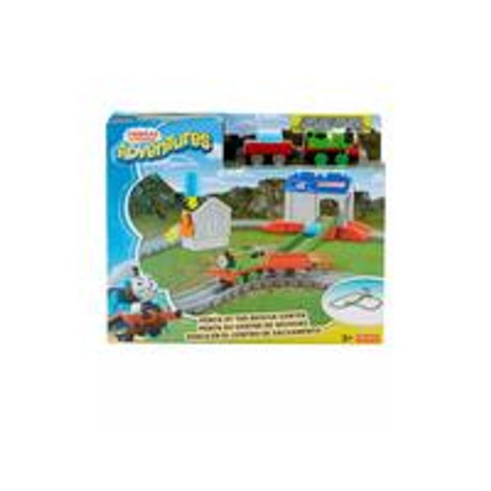 Thomas - Percy At The Rescue Centre - Save £13